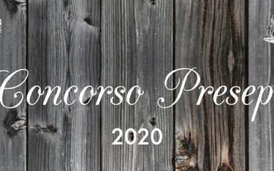Parte il Concorso Presepi 2020!